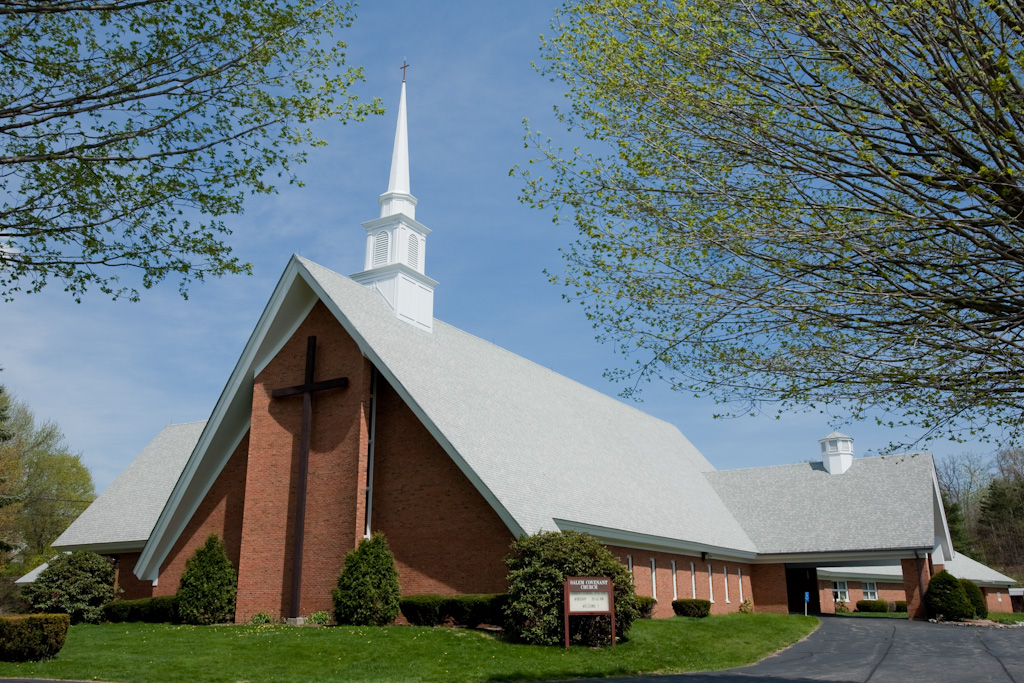 Salem Covenant Church Exterior