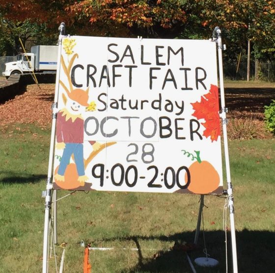 CRAFT FAIR SET FOR OCTOBER 28TH