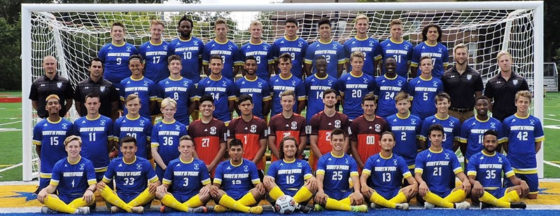 NPU MEN'S SOCCER TEAM IN THE NCAA DIII FINAL FOUR